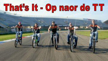 That's It - Noar de TT