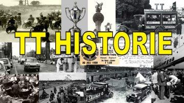 Front van de TT Historie pagina.
